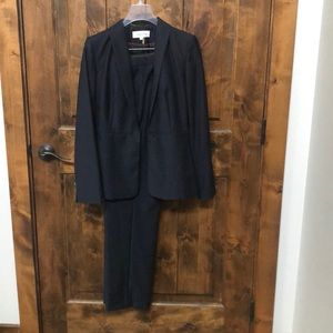 Navy Calvin Klein Pantsuit